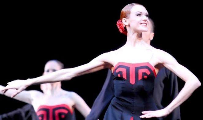 Ульяна Лопаткина станцует в Риге пять вариантов танго :: Freecity.lv